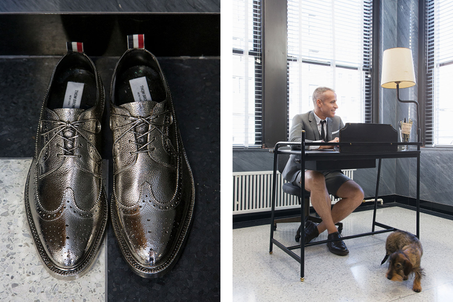 Thom Browne via Surface