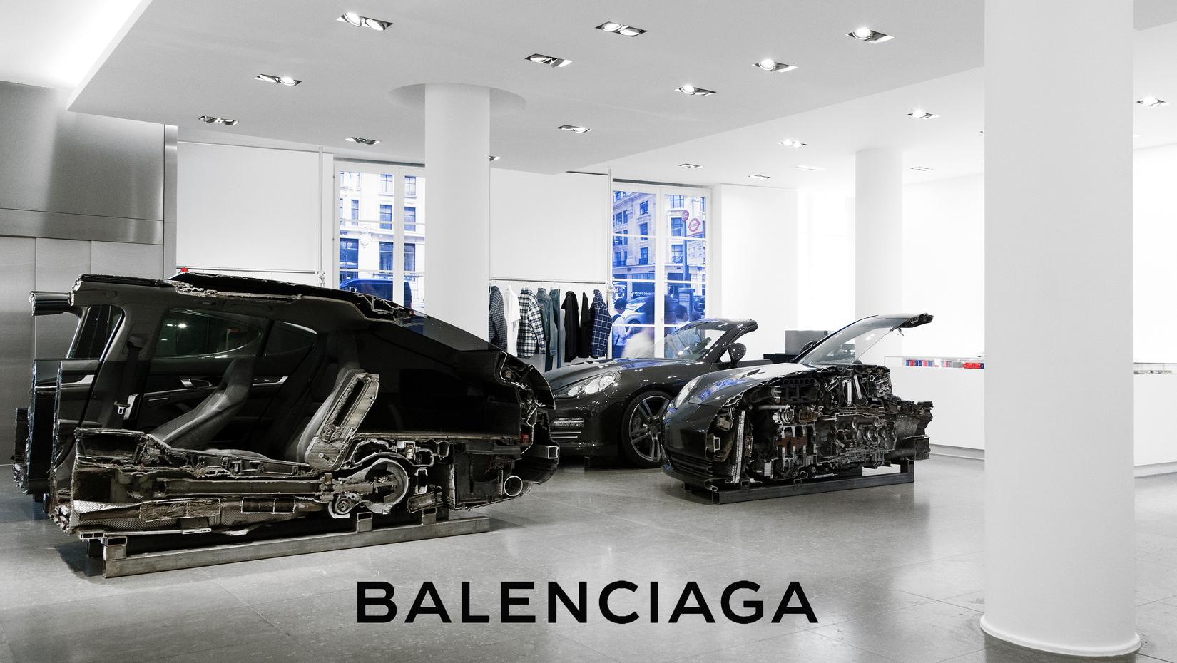 Balenciaga x Colette