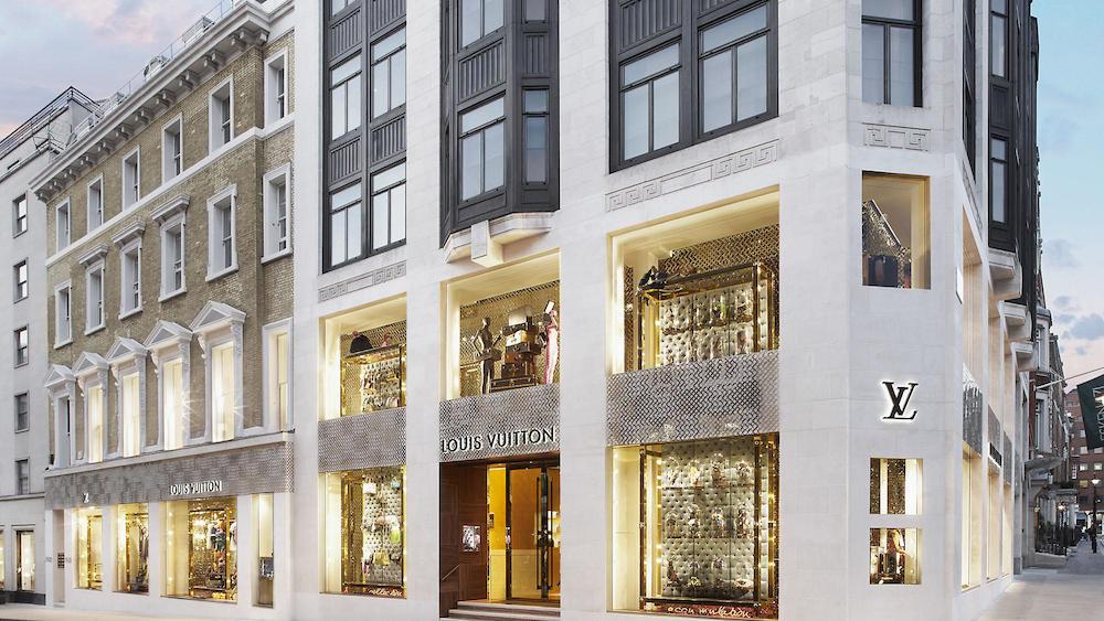 Louis Vuitton Bond Street Store