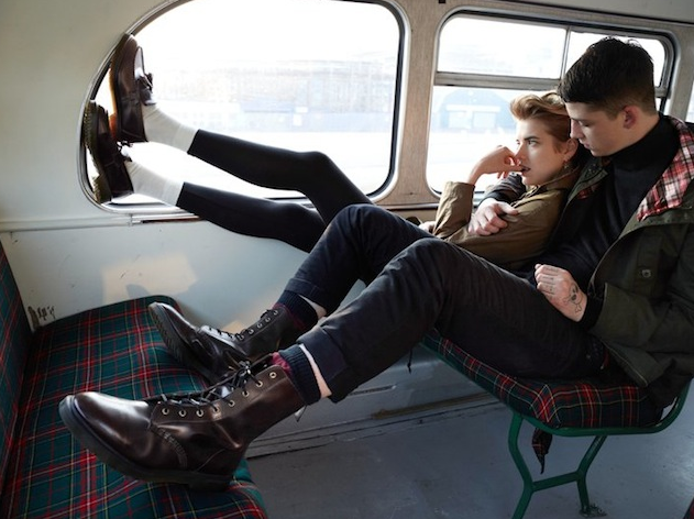 Dr Martens 2011 AW campaign, by GAVIN WATSON