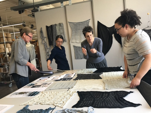 Textile Design @ Philadelphia University - blogger