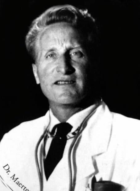 Klaus Maertens 醫生