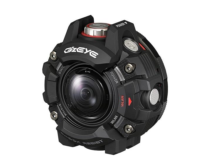 casio 極限相機  GZE-1 上市