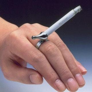 可把香菸吸到底的 yubiwa pipe