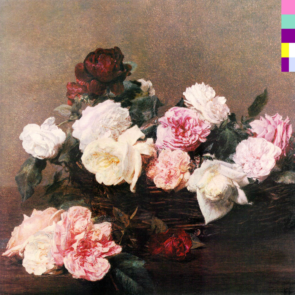 New Order《Power, Corruption & Lies》