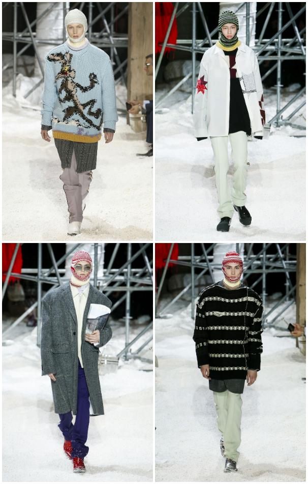 Calvin Klein 2018 F/W