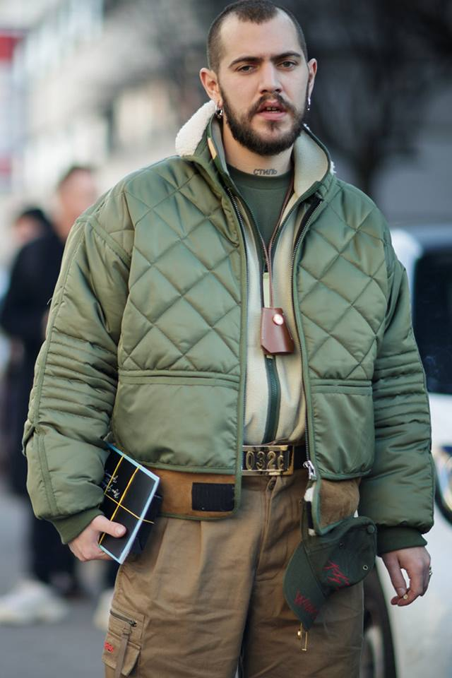 Marc Goehring, 032c 品牌最新的時尚總監