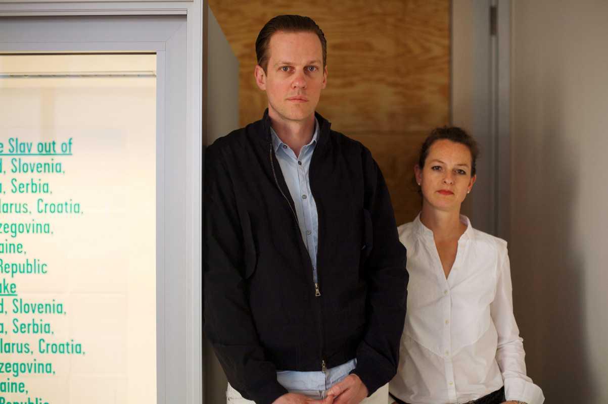 Joerg Koch & Sandra von Mayer-Myrtenhain via MONOCLE