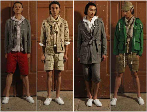 Woolrich Woolen Mills, designer Daiki Suzuki