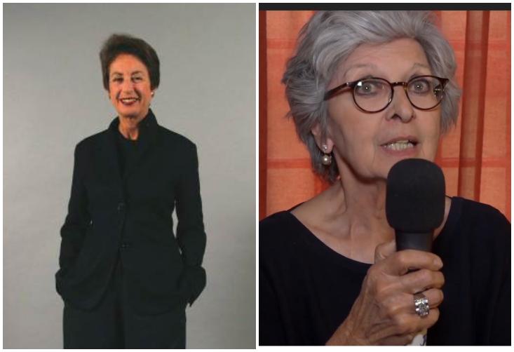 廣告公司 Publicis EtNous 總裁 Francoise Aron & 創意總監 Pacha Bensimon