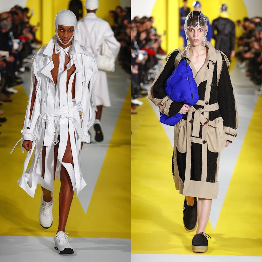 Maison Margiela Menswear 2018 F/W