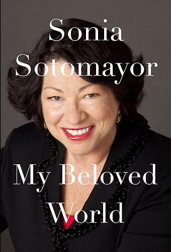 主導處理 Dapper Dan 事件一案的律師(如今是現任美國最高法院大法官)Sonia Sotomayor 自傳《給我摯愛的世界》