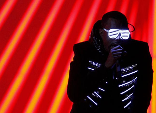 Kanye West 2008 Grammy