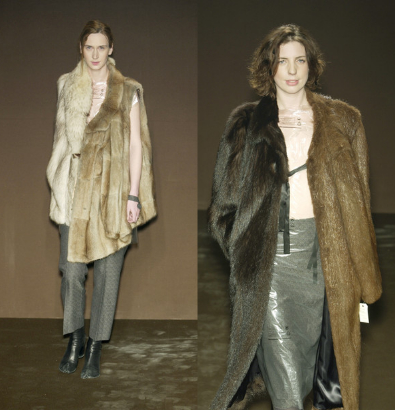 MAISON MARTIN MARGIELA 2002 FALL WINTER (1)