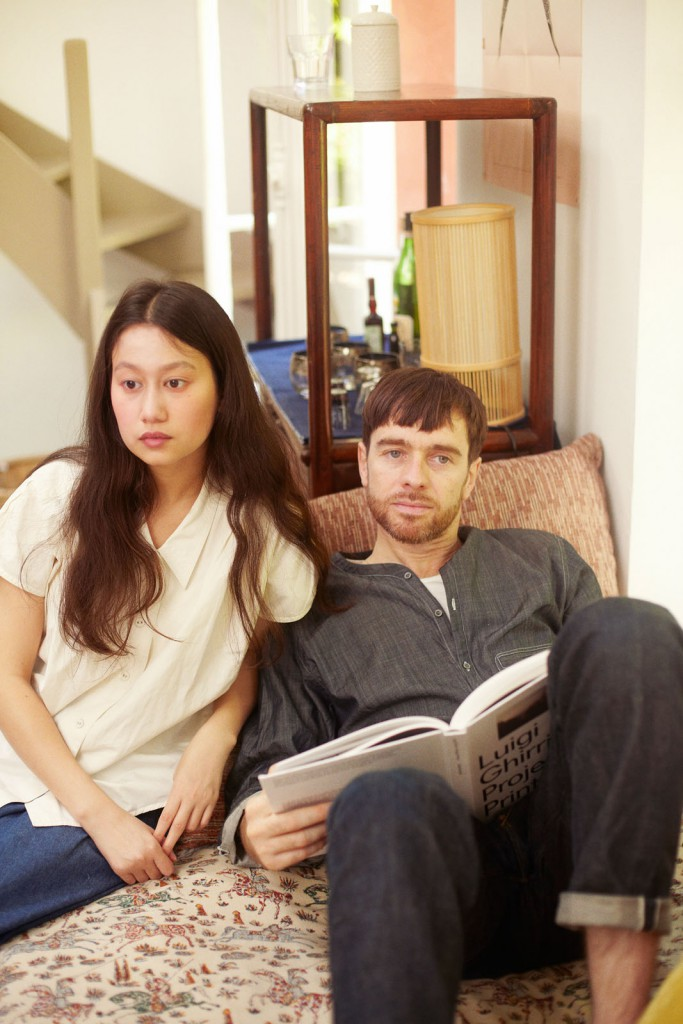 christophe Lemaire & Sarah-Linh Tran ,via Ola Rindal