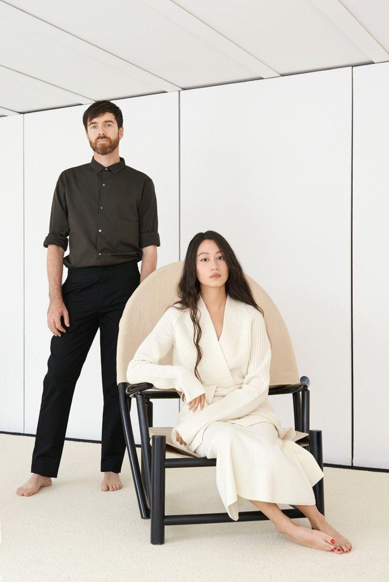 christophe Lemaire & Sarah-Linh Tran