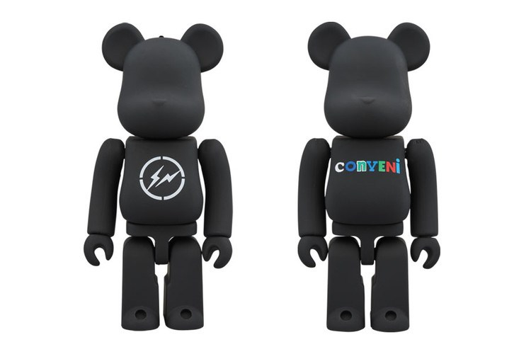 The CONVENI x BE@RBRICK by fragment design