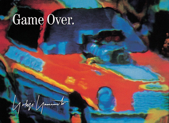 Yohji Yamamoto 1991 F/W