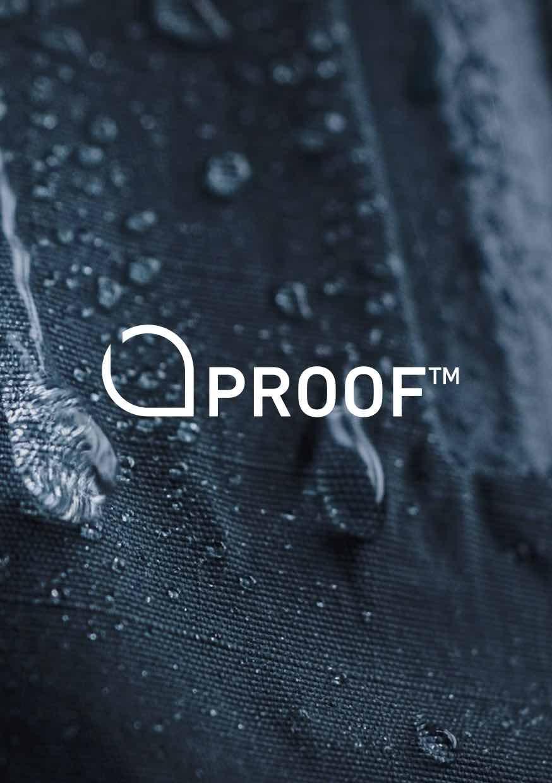 不含碳氟化合物的 PROOF™系列