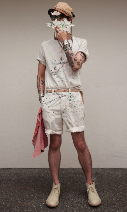 TAKAHIROMIYASHITA TheSoloIst Spring / Summer 2012