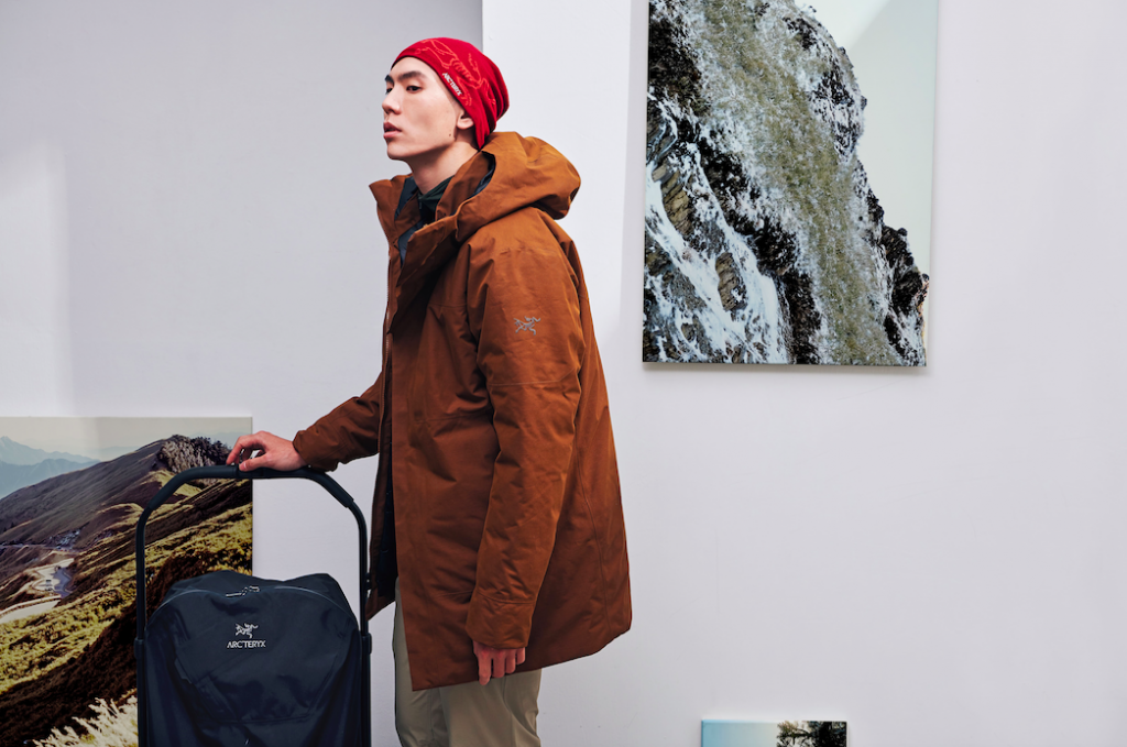 Arcteryx editorial
