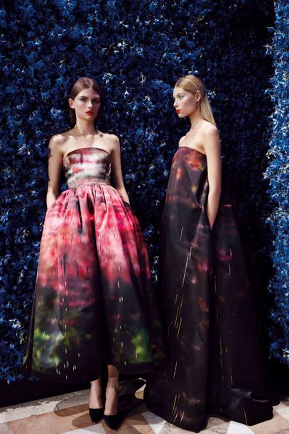 Dior Haute Couture by Raf Simons