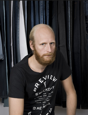 Örjan Andersson of Cheap Monday