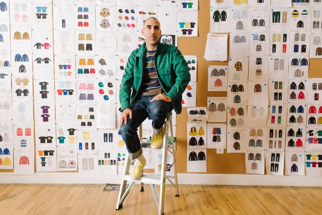 Noah 創辦人 Brendon Babenzien, photo via Photos by Heather Sten for Maekan.com