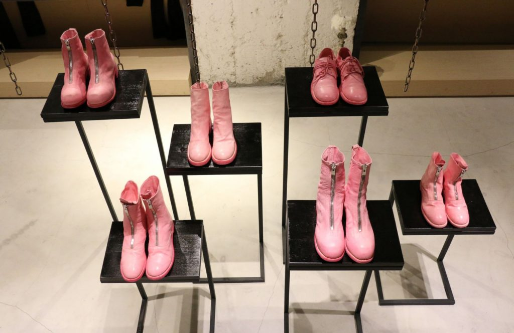 Guidi Exclusive PINK for ink
