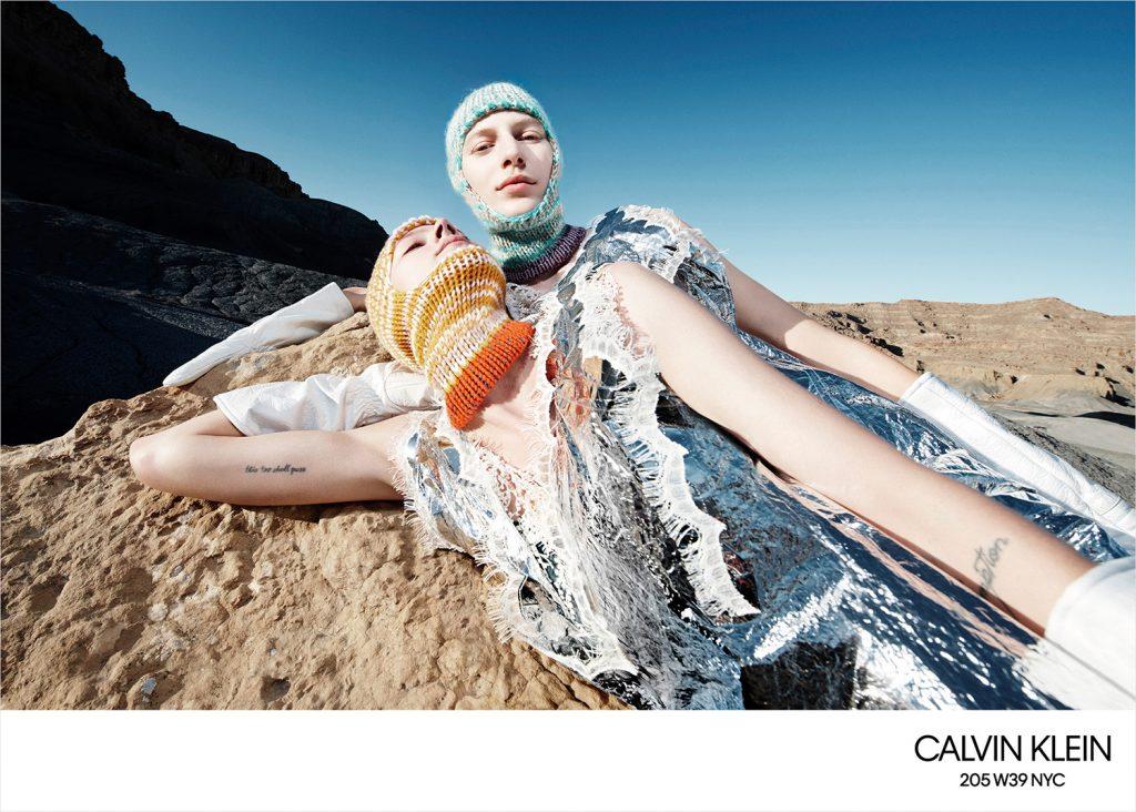 Calvin Klein 205W39NYC 2018 F/W