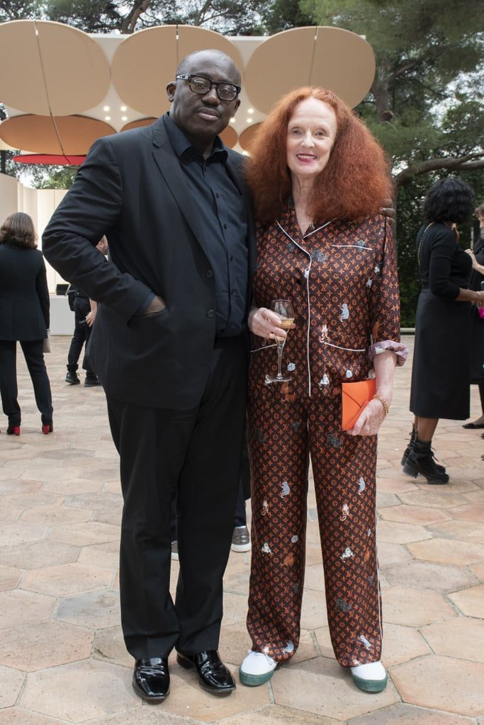 Edward Enninful & Grace Coddington