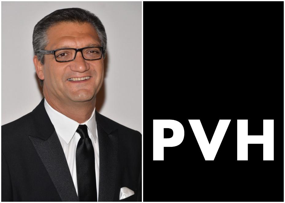 Calvin Klein 母集團 PVH 主席兼執行長 Emanuel Chirico