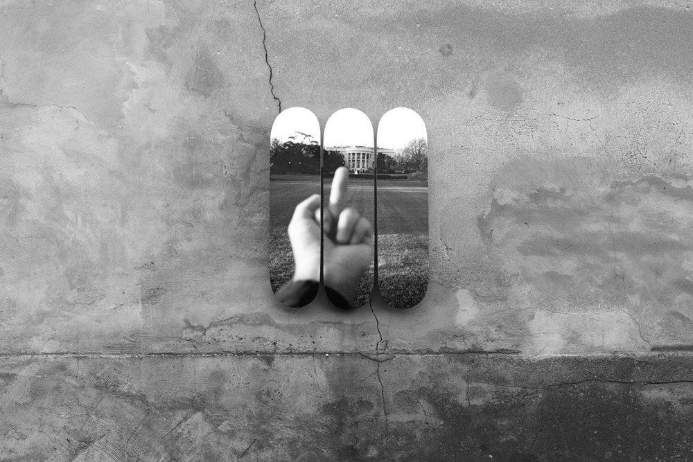 The Skateroom x Ai Weiwei