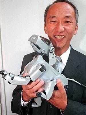 土井利忠博士